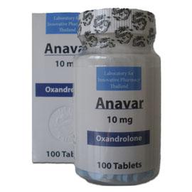 Buy Anavar 10 mg tablets (Oxandrolone)