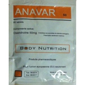 Buy Anavar 50mg Steroids